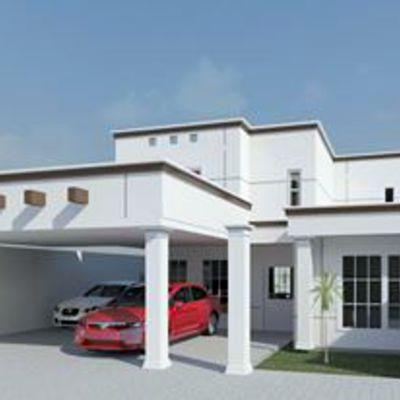 Casa Residencial Minimalista