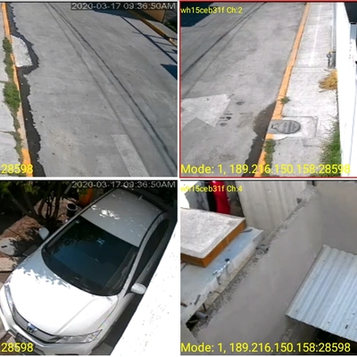 Instalaciones CCTV