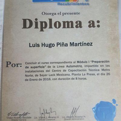 Certificados de Pintura e Impermeabilización
