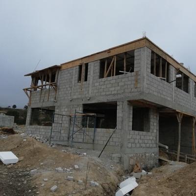 Casa Puebla en Proceso