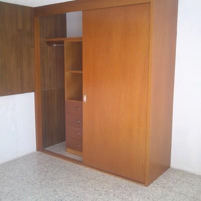 Closet Madera