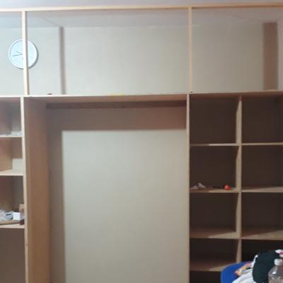 Remodelación de closeth