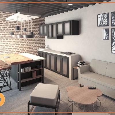 diseño interior departamento