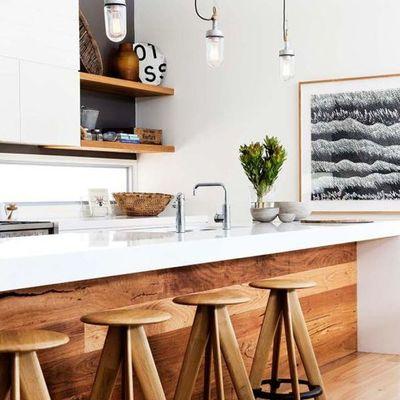 8 reglas para usar los colores en tu cocina