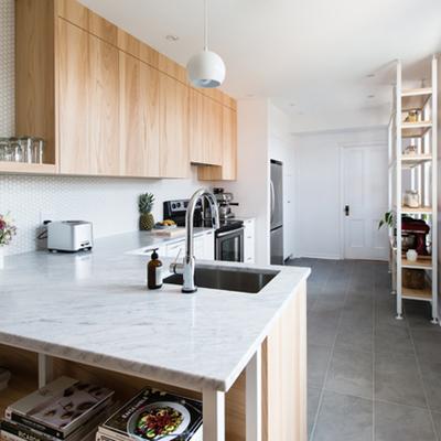 Antes y después de la remodelación de 5 cocinas (III)