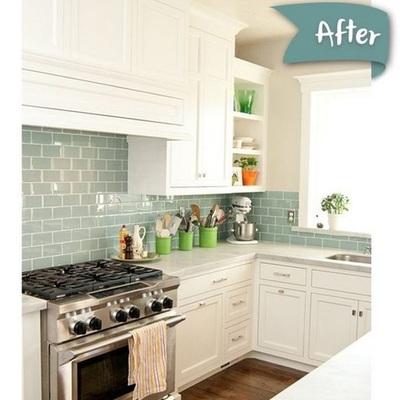 El increíble antes y después de 5 cocinas sin obras