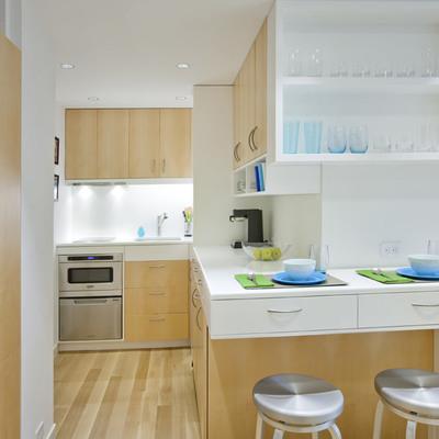 cocina-con-estantes