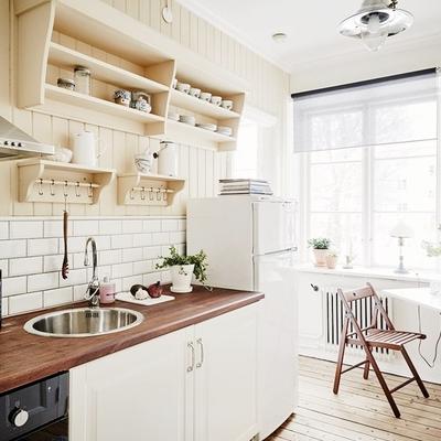 cocina-con-mesa-plegable