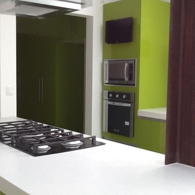 Cocina de Diseño KORIAL MANZANA