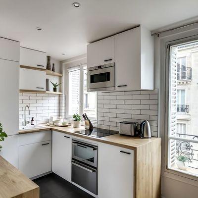 12 trucos para sacar el máximo provecho a tu cocina mini