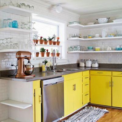 7 ideas low cost para que tu cocina parezca de lujo