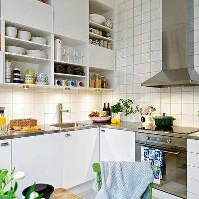 8 soluciones inteligentes de almacenamiento en la cocina
