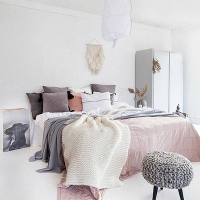 10 recámaras para no salir de la cama