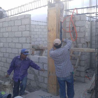 CONSTRUCCIÓN DE 12 DEPARTAMENTOS