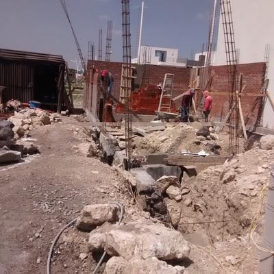 SUPERVISION DE CONSTRUCCION CASA HABITACION