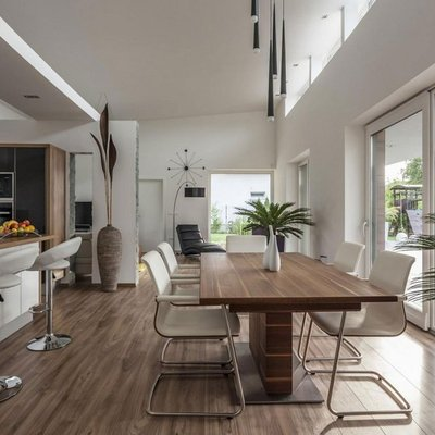 Ideas y fotos de comedor con ventanales para inspirarte for Curso de decoracion de interiores para principiantes