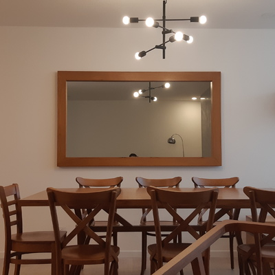 Interiorsimo y mobiliario en departamento