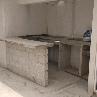 Ideas de remodelaci n cocina en estado de m xico para for Gabinetes en cemento