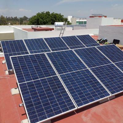 Sistema Interconectado para casa habitación 3 kW