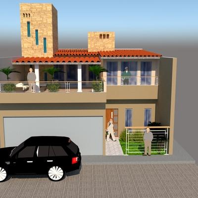 CONSTRUCCION DE CASA HABITACION