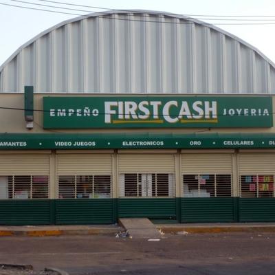 Construccion De First Cash
