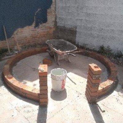 Construcción Temazcal