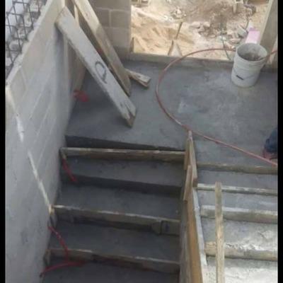 Escaleras coladas