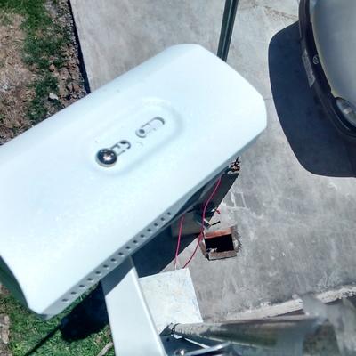 Instalación de sistema CCTV en Nave Industrial