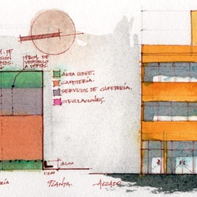 Edificio de Departamentos (3 Niveles)