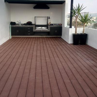 Deck WPC - Libre de Mantenimiento / Roof Garden - Pachuca