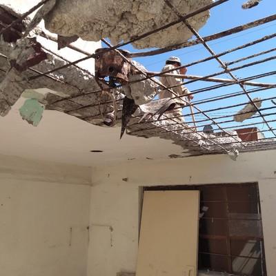 Demolición casa habitación