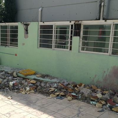 REMODELACION CAFETERÍA CETIS NO. 154