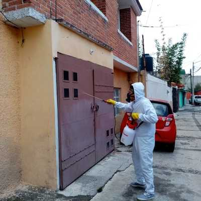 Desinfección total por COVID-19 Garantizada !!!!