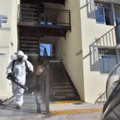 Desinfección total en condominios