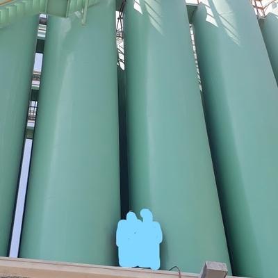 pintura en silos
