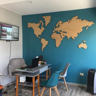 Diseño de interiores para Agencia de Viajes