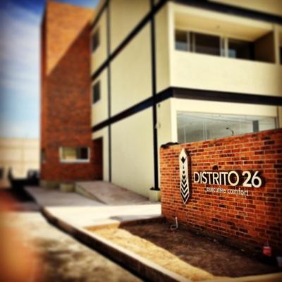"""""""Distrito 26"""""""