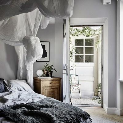 Pasión por el gris: 10 recámaras que te harán soñar con este color