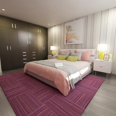 CASA EL DORADO - habitaciones.