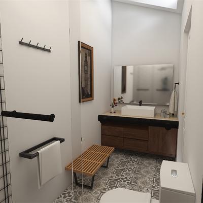 Remodelación de baño principal