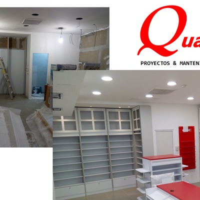 Remodelación de local comercial
