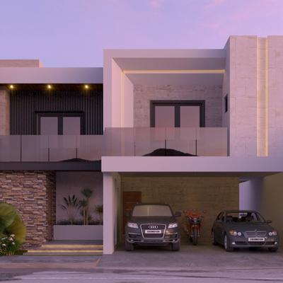 Proyecto Casa San Joaquin
