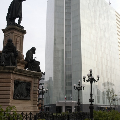 Embassy Suites Hotel by Hilton Mexico City Reforma