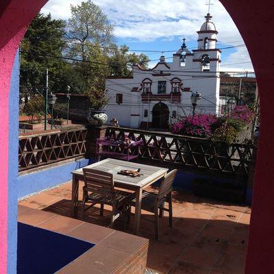 Salón de ensayos en Coyoacán
