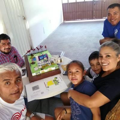 ENTREGA DE ANTEPROYECTO DE CASA-HABITACION