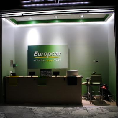 Proyecto Obra  Europcar Santa fé