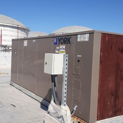 Proyecto HVAC terminal de petrolíferos veracruz.