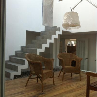 Remodelación de casa residencial