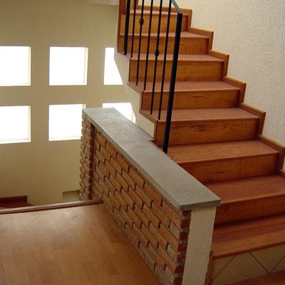 Ideas y fotos de escaleras para inspirarte p gina 3 for Modelos de escaleras de concreto para segundo piso
