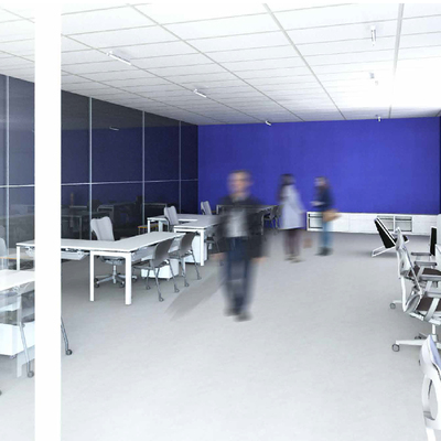 Proyecto Diseño Interiores Oficinas
